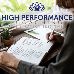 High Performance Coaching • 1 Strategy Session