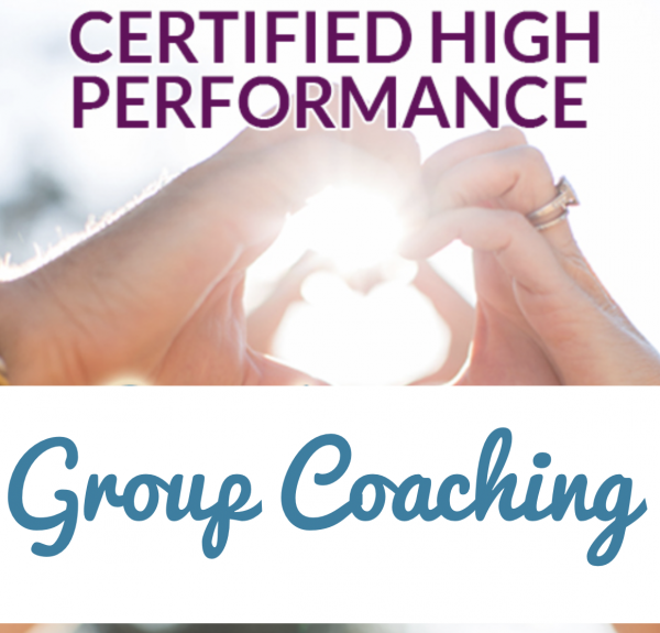 High Performance Group Coaching - Pay in Full